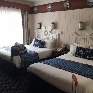 Onze fijne kamer!