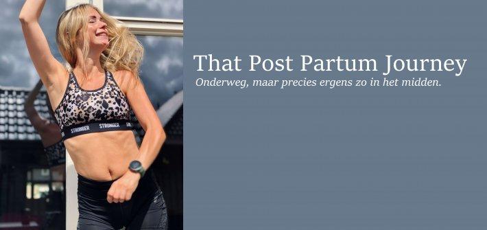 That Post partum Journey